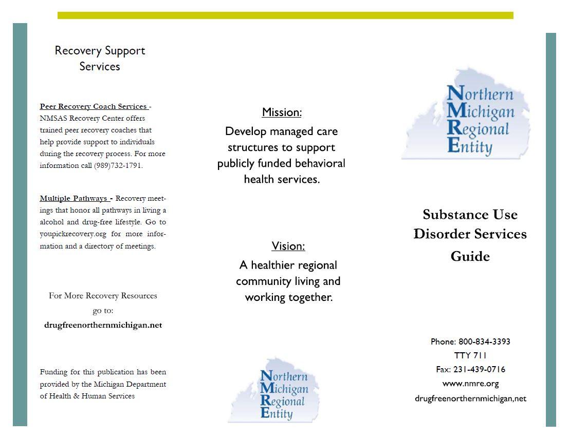 Downloadable Resources : Drug Free Northern Michigan